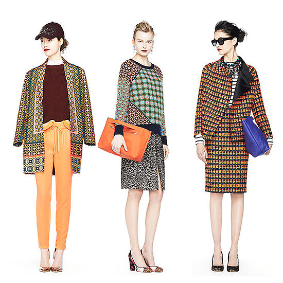 Shop the J.Crew Fall 2013 Runway Right Now!