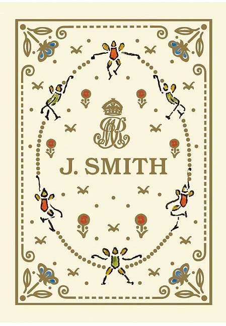 J. Smith by Fougasse ($15) is a classic British fairy tale that dates back to the 1920s.
