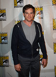 Michael C. Hall was at the panel for the final season of Dexter.