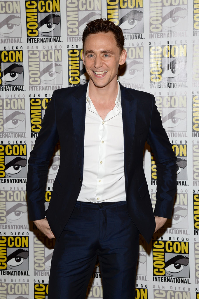 Tom Hiddleston talked about his return as Loki in Thor: The Dark World.