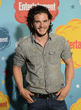 Kit Harington was at Comic-Con for Games of Thrones.