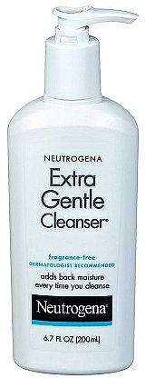 Neutrogena Extra Gentle Facial Cleanser Lotion
