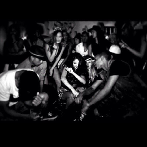 """Selena Gomez posted a picture from her music video for """"Birthday."""" Source: Instagram"""