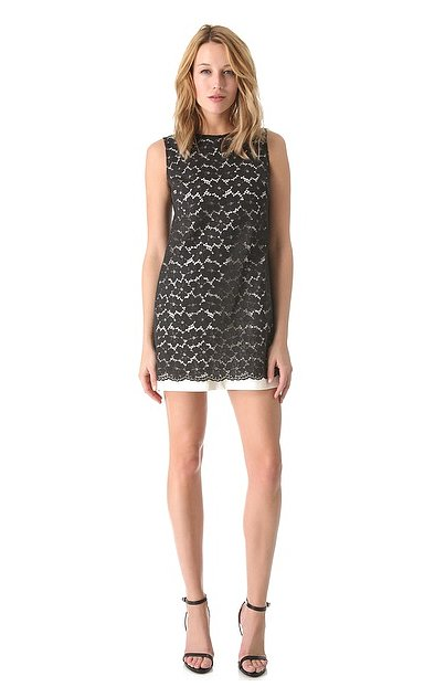 Consider this Shoshanna lace Karen dress ($231, originally $385) your no-fail cocktail dress.