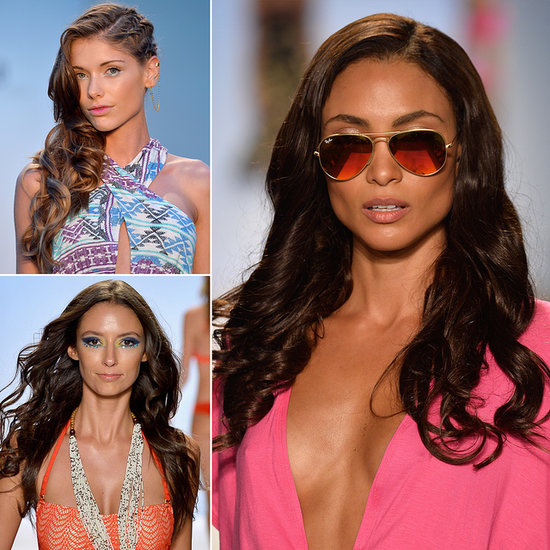 Zoom in on the Sizzling-Hot Beauty Looks From Miami Swim 2014