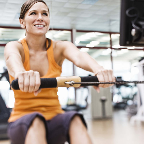 30-Minute Rowing Workout