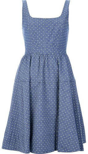 Marc By Marc Jacobs polka dot dress