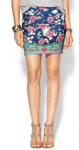 Clover Canyon Flower Archway Skirt