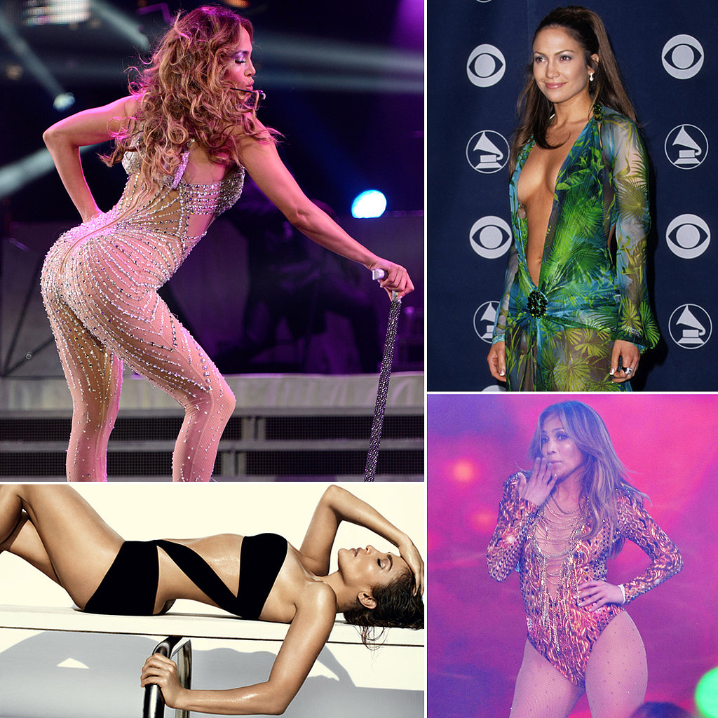 From Fly Girl to Hot Mama — See Jennifer Lopez's Sexiest Moments!
