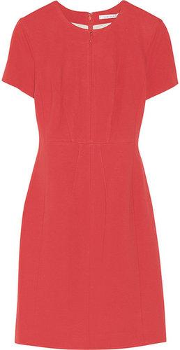 Diane von Furstenberg Agatha stretch-ponte sheath dress