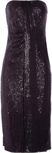 Diane von Furstenberg Piaza sequined silk dress