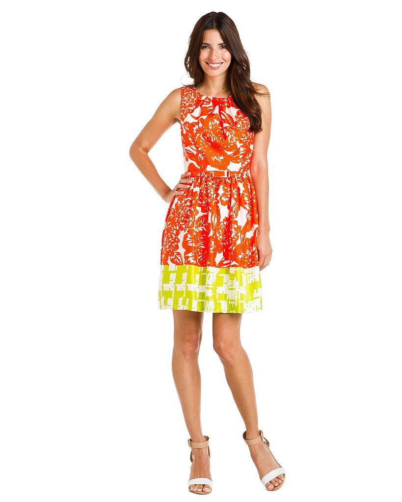 Bright colors, vivid prints, and bold colorblocking? Yes, please!