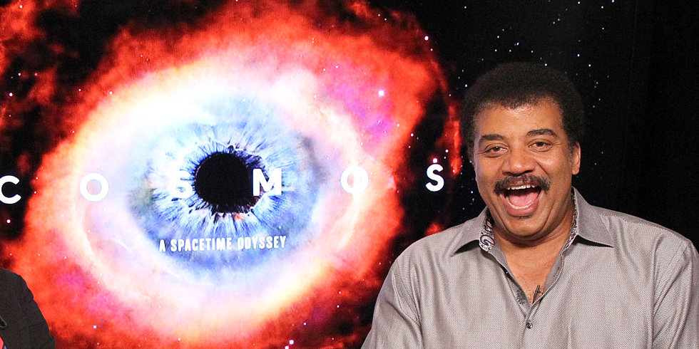Neil deGrasse Tyson Brings Science to Primetime With Cosmos