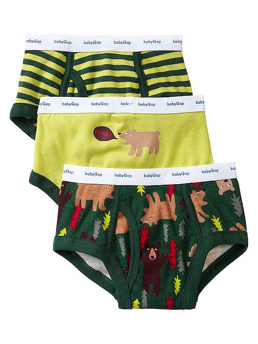 Gap Bear Underwear