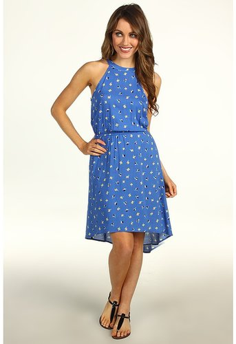 Splendid - Parisian Tulip Dress (French Blue) - Apparel