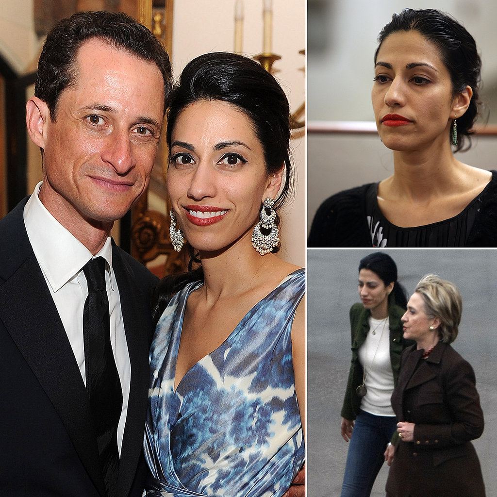Anthony Weiner's Wife, Huma Abedin, Weathers Her Second Scandal