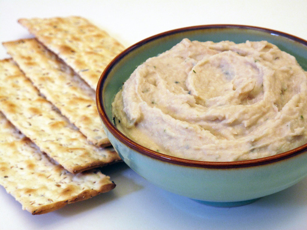 Herbed White Bean Dip
