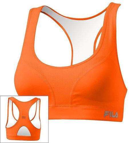 Fila sport core essential runner's high-impact performance sports bra