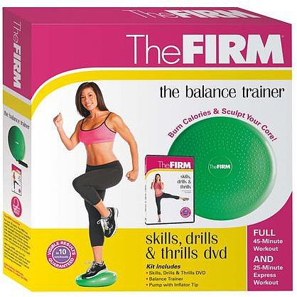The FIRM®; Balance Trainer Kit