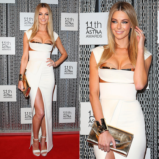 Jennifer Hawkins ASTRA Awards
