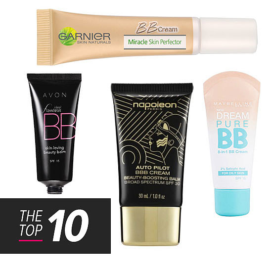 10 New BB Creams to Instantly Perfect Your Skin