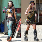 Is That Winnie Cooper? Danica McKellar Gets Sexy For Avril Lavigne's Video