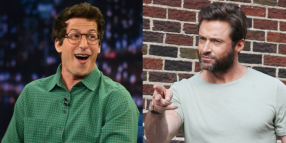 Andy Samberg Jokes About Being Targeted by Hugh Jackman After SNL