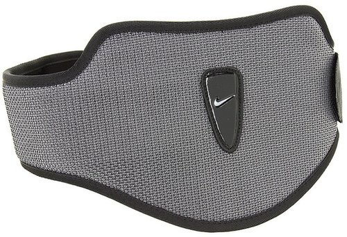 Nike - Strength Training Belt (Mid Fog/Cool Grey/Blk) - Accessories