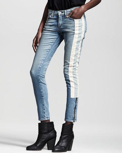 rag & bone/JEAN The Skinny Racer Relay Jeans