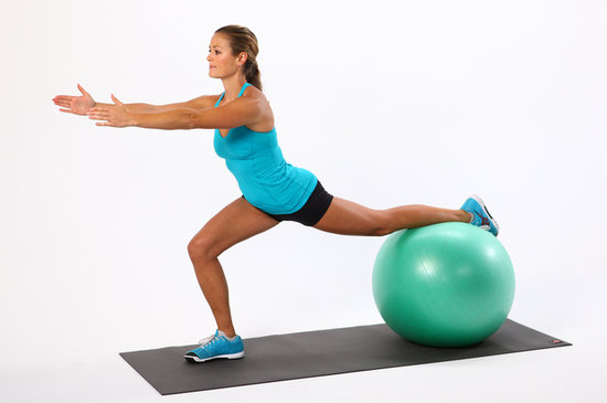 How To Choose An Exercise Ball For Your Height Popsugar
