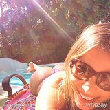 Sofia Vergara took a scandalous bikini pic! Source: Sofia Vergara on WhoSay