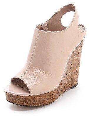 Jean-michel cazabat Waverly Peep Toe Sandals