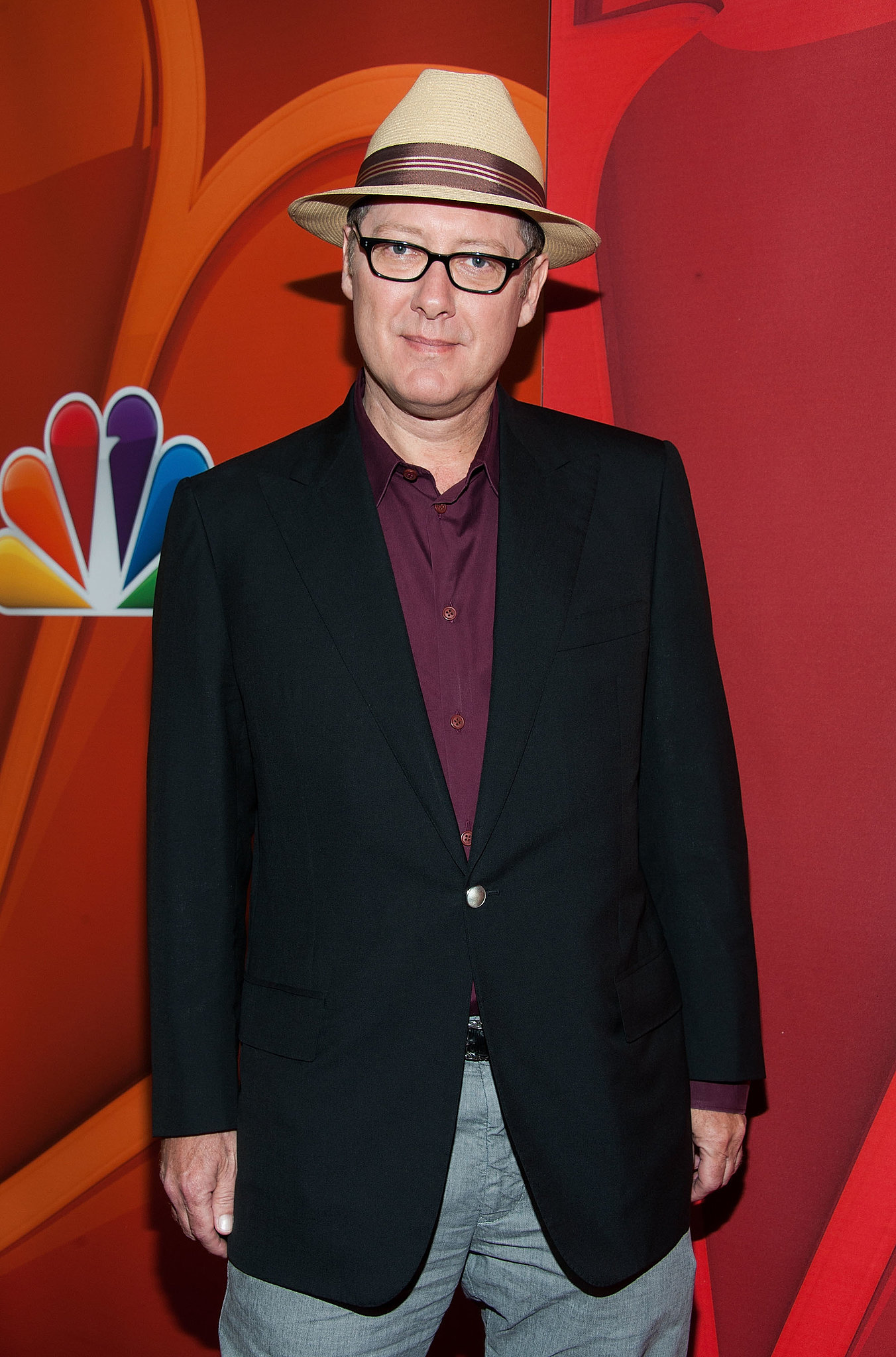 James Spader attended the Summer TCA Press Tour.