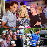 Fergie and Josh Duhamel Celebrate Their Baby Shower With Friends