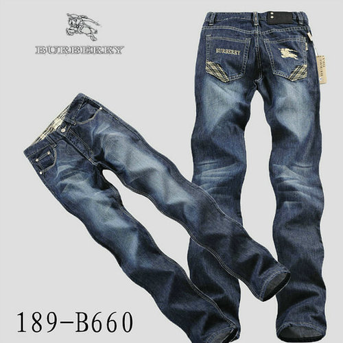 BILLIG HERREN BURBERRY JEANS Not Any More A Mystery