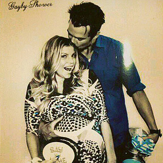 Fergie's Baby Shower | Photos