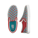 Kids' Vans Checkerboard Slip-Ons ($35)