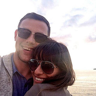 Lea Michele Reacts to Cory Monteith's Death