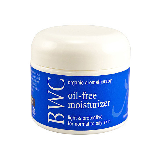 Beauty Without Cruelty Oil-Free Facial Moisturizer ($17) is a light formula that works well on oily, sensitized skin. If you've started on an aggressive acne regimen or medication that makes your skin more prone to reactions, this is a formula to look for.