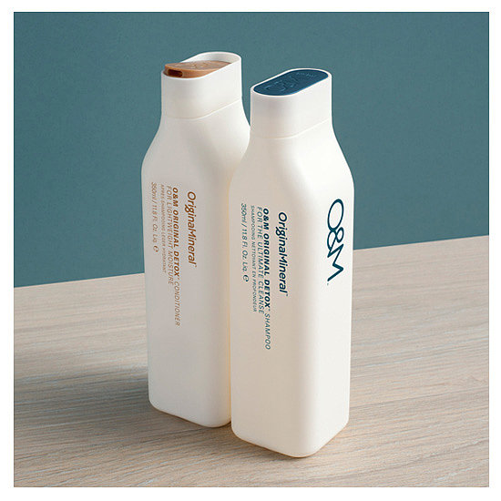 Refresh your style with Original Mineral Original Detox ($31). The shampoos and conditioner are both formulated with Australian river mint to deeply cleanse your hair without stripping it of its natural oils.