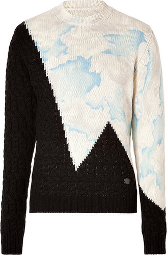 Kenzo Wool-Cotton Pullover