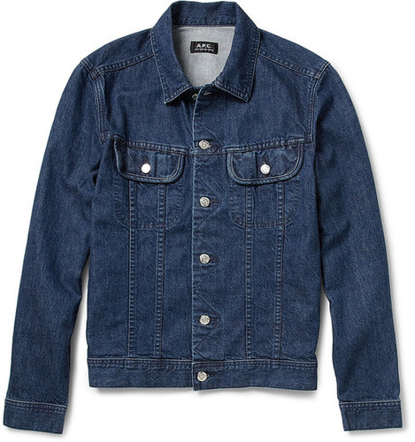 A.P.C. Denim Jacket