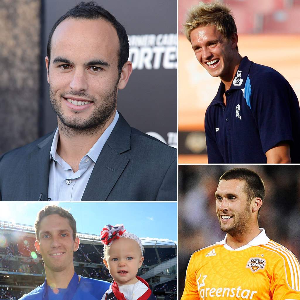 13 Sexy Reasons to Root For US Men's Soccer