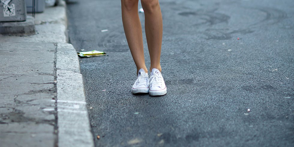 Keep Your White Shoes White — Here's How!