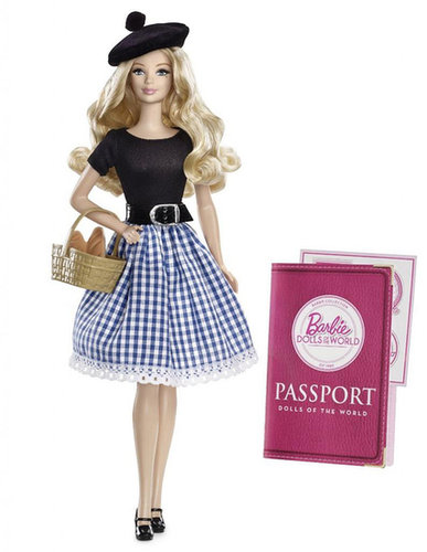 Barbie Dolls of the World - France Barbie Doll