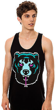 Mishka The Death Adders Tank Top