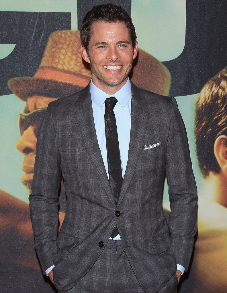 James Marsden has joined Welcome to Me, a comedy starring Kristen Wiig about a woman with a personality disorder who wins the lottery. Other new additions include Joan Cusack and Wes Bentley.