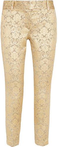 Paul & Joe Pakret metallic jacquard pants