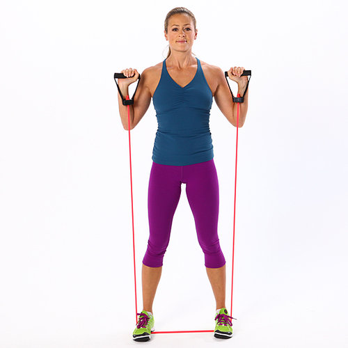 Easy Resistance-Band Exercises