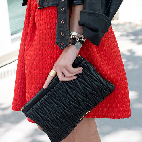 Red and Black Clothes and Accessories | Shopping